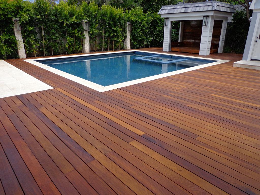 Wood Deck Refinishing Restoration 1
