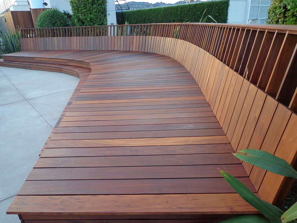 Price To Build A Wood Deck