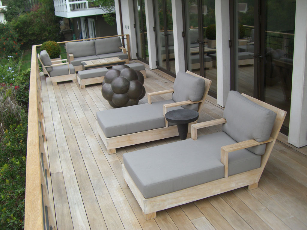 The Natural Honey Blond Look Of Your Furniture Will Gradually Fade When It  Is Outside Unprotected. To Keep The Wood From Oxidizing Without Applying A  ...