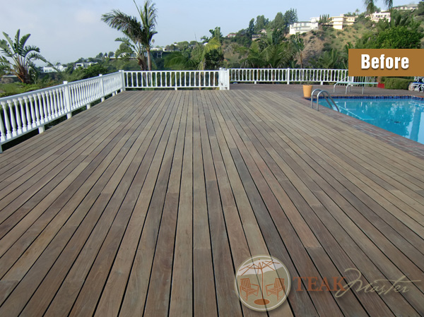 Deck Refinishing Amp Restoration Los Angeles